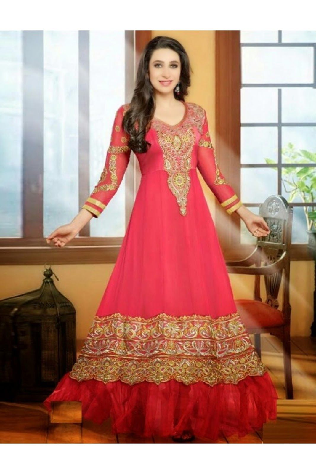 Buy Anarkali designer suits by manish malhotra pictures trends