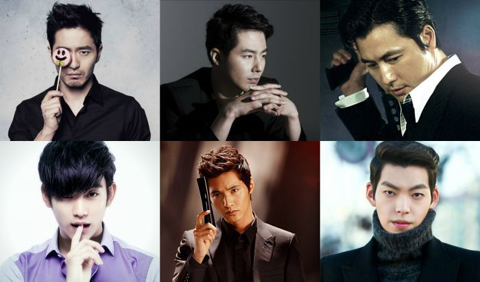 Top 10 Coolest Korean Male Celebrities According To Male And Female Netizens Celebrities Male Korean Celebrities Celebrities