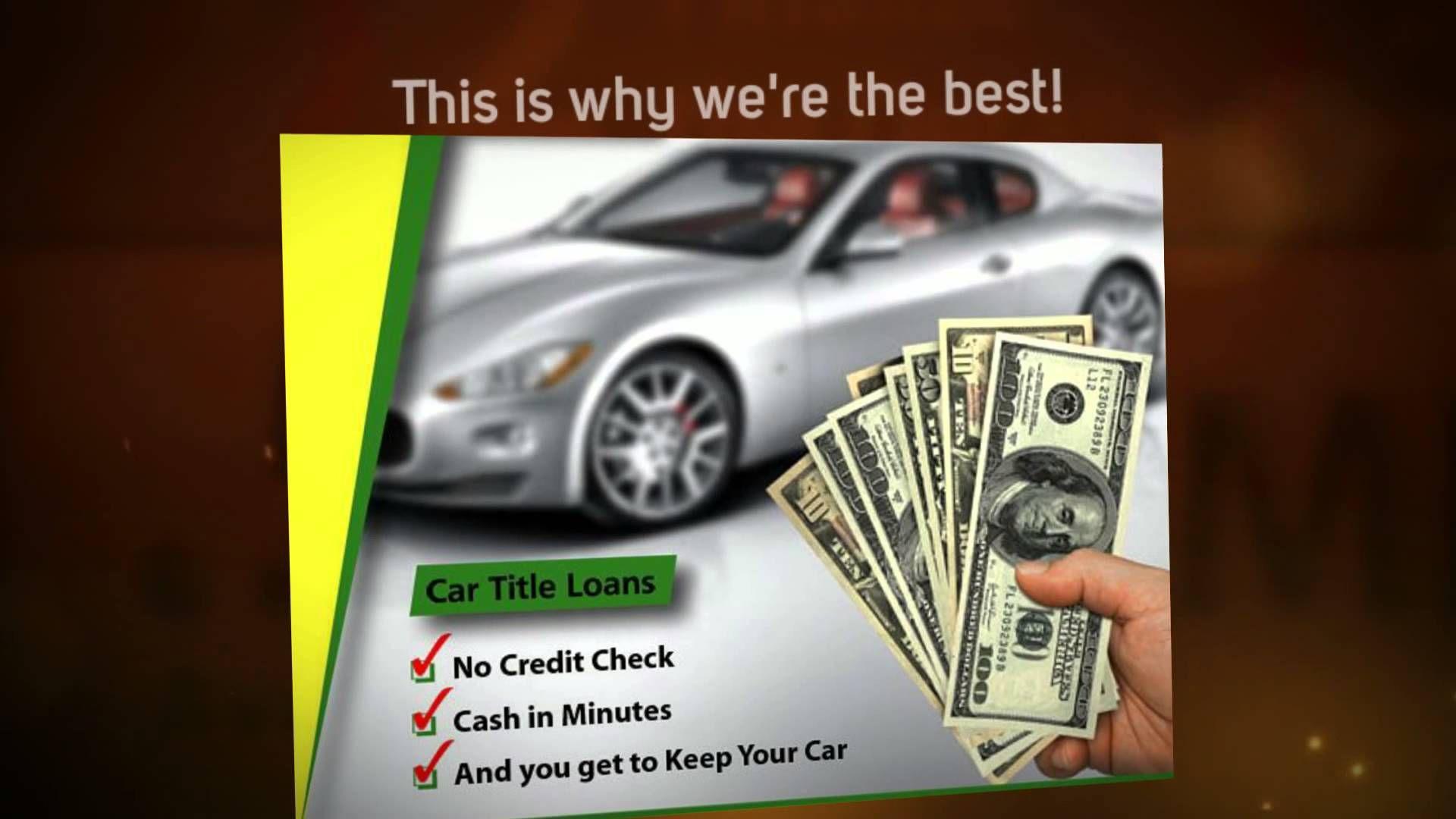 Get a Title Loan In VA Get Cash For Title Car title