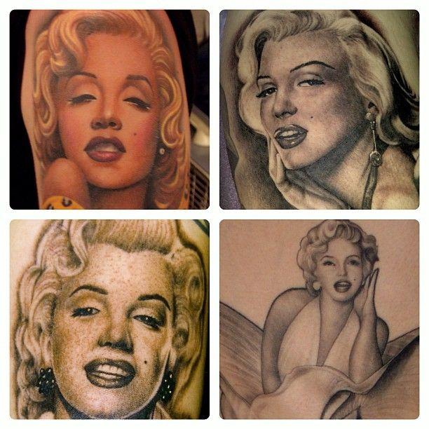 Tim Hendrick's Marilyn Monroe's