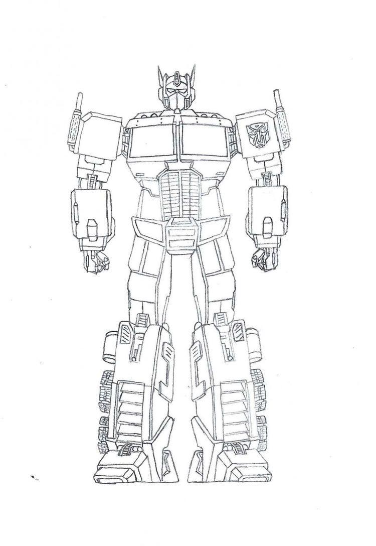 Read moreFree Printable Optimus Prime Coloring Pages Kids