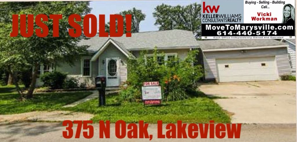Call us to help you sell your home!  VICKIWORKMANTEAM.COM