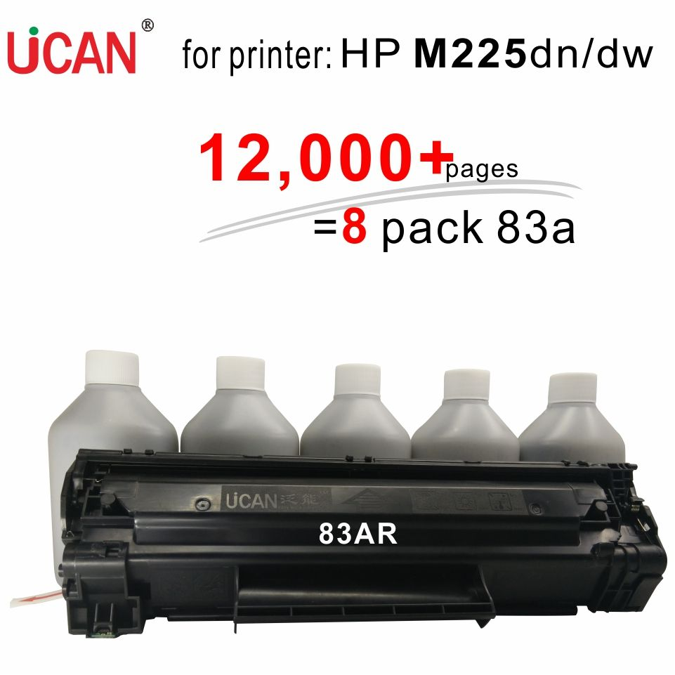 for HP LaserJet Pro MFP M225dn M225dw Printer UCAN 83AR(kit