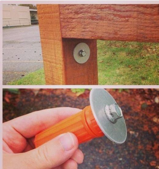 Great Idea To Hide A House Key Secret Hiding Places