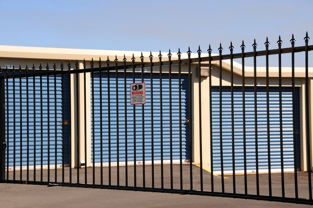 Self Storage Software Features With Images Self Storage Security Fence Door Repair