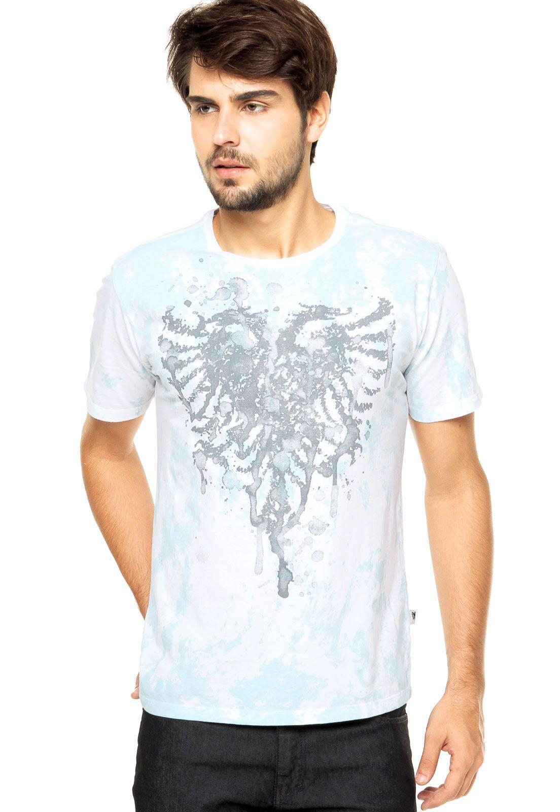 f6ab961d71 Camiseta Cavalera Branca - Compre Agora