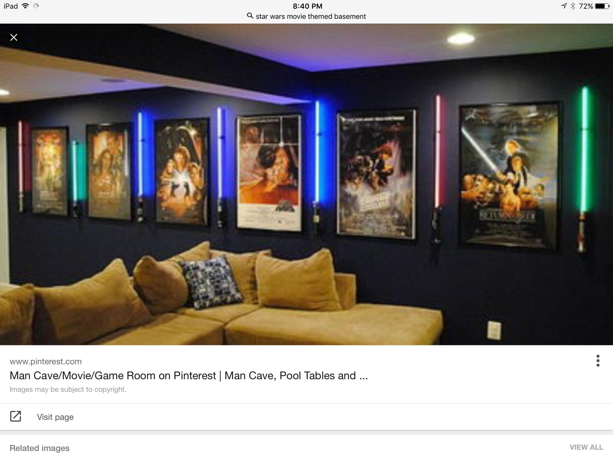 Man Cave Ideas For Quiz : Man cave decor basement tv rooms basements and men