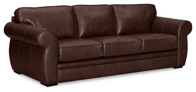 Braun Leder Schlafsofa - Sessel | Möbel sofa, Leder ...