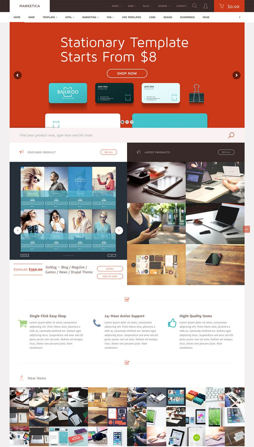 15+ Best WordPress Marketplace Themes To Make Your