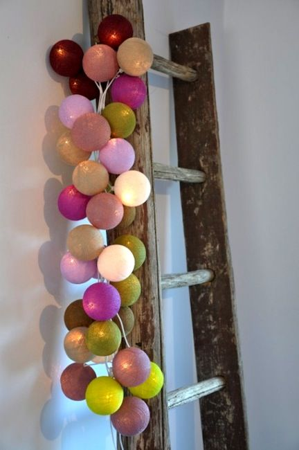 10 Ideas for DIY Christmas Lights DIY Pinterest Lighting