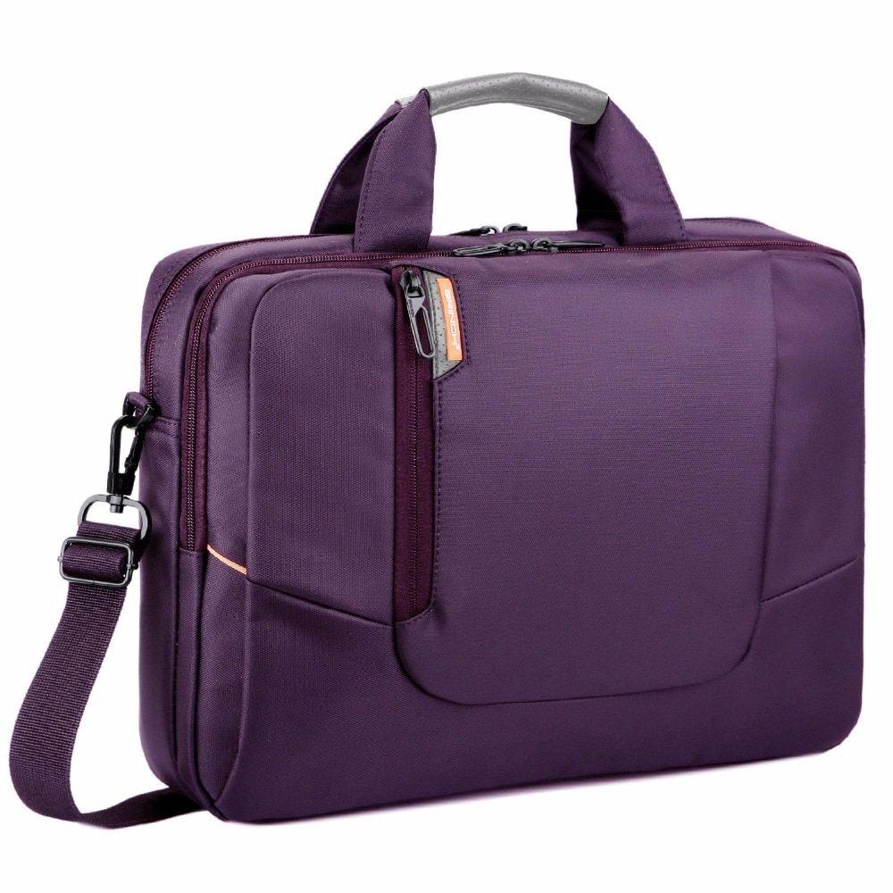 2018 Waterproof Laptop Bag 14 14.6 15 15.6 Inch Notebook Shoulder Bag  Handbag Laptop Case With Side Pockets Review 7891161934a3b