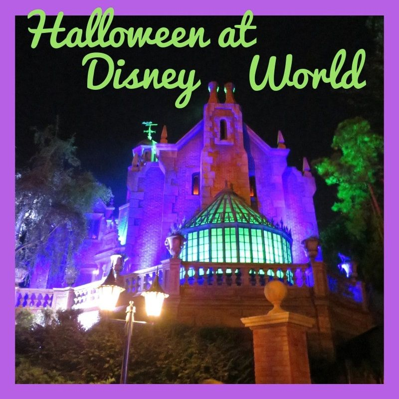 Halloween At Disney World Isn T Just A Single Day It S Become A