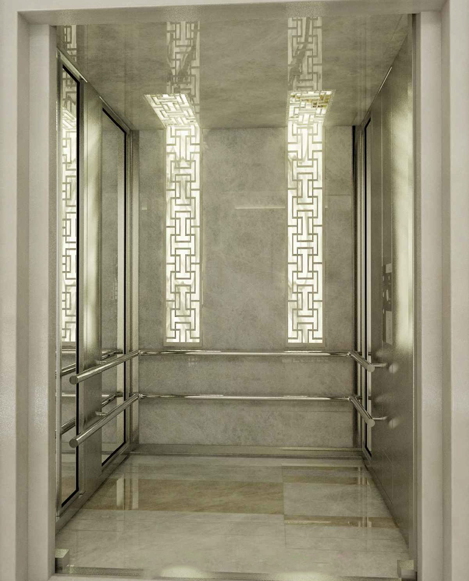 Stone U0026 Ceiling To Wall Integrated Lighting. Elevator DesignHotel DecorCar  InteriorsCnc ...