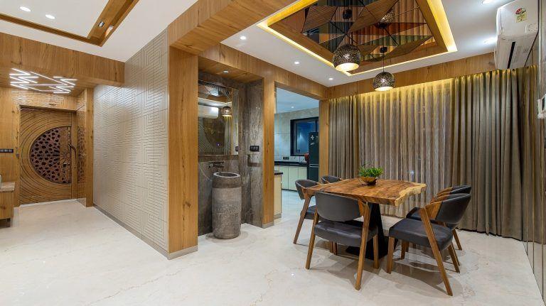 Design Greets Culture Permar House Brick Cladding Furniture