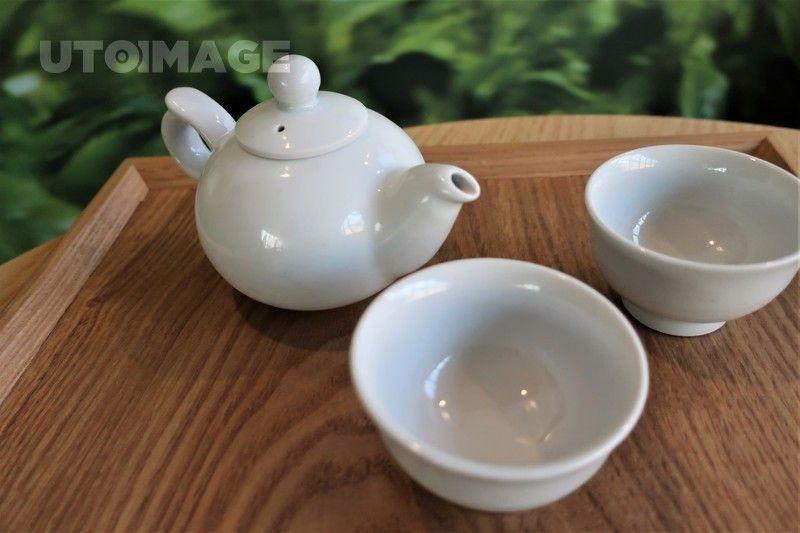 다기 셋트 Yanggiri 사진 다도 차 그릇 차문화 용기 다기 찻잔 테이블 도자기 주전자 사물 물건 오브젝트 배경 다도 찻잔 그릇