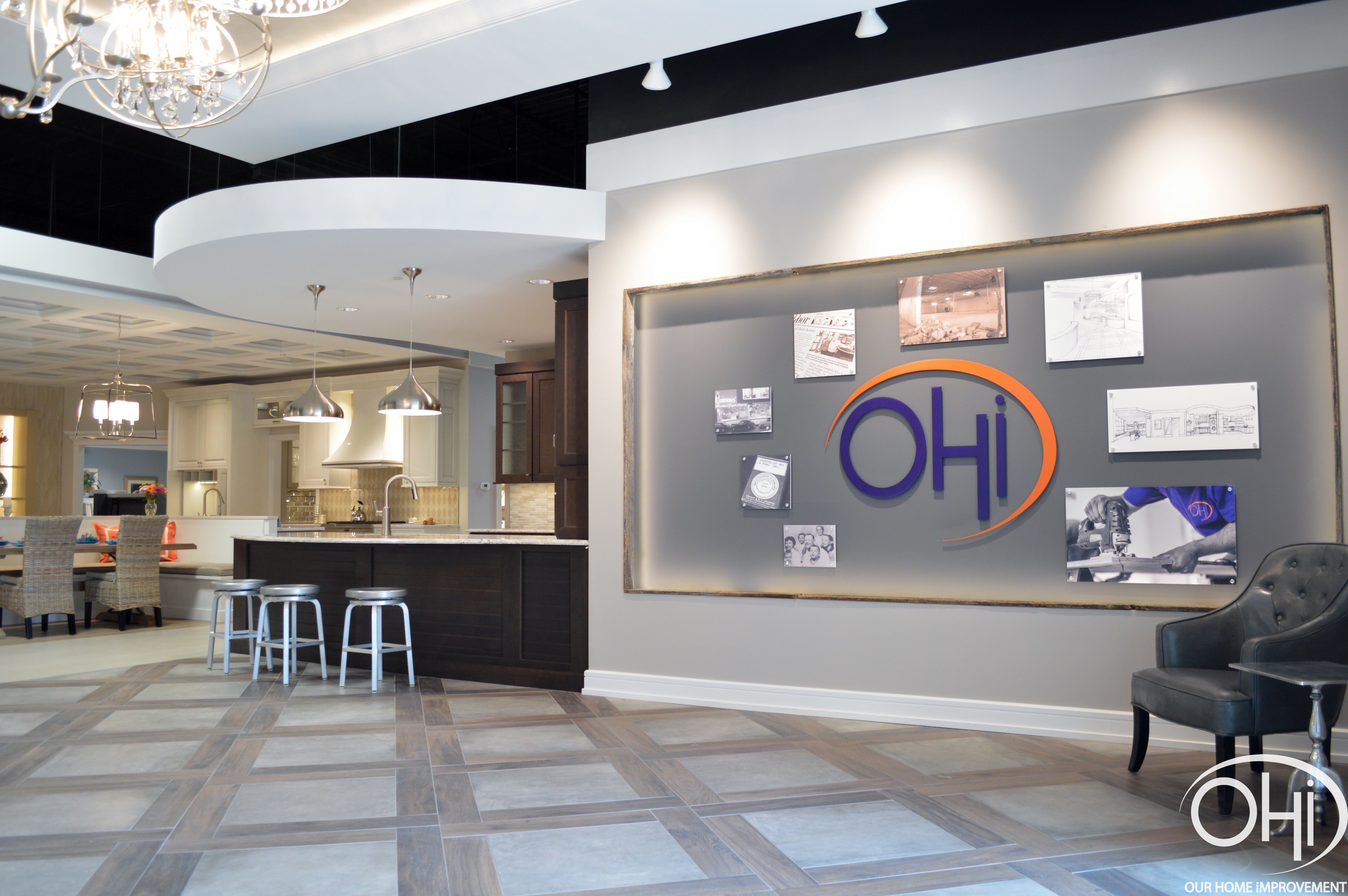 Ohi S Showroom In Elk Grove Village Il Contactohi Chicagoland Kitchen Bath Floors Additions Remodel Homedecor Remodeling F Home House Design Design