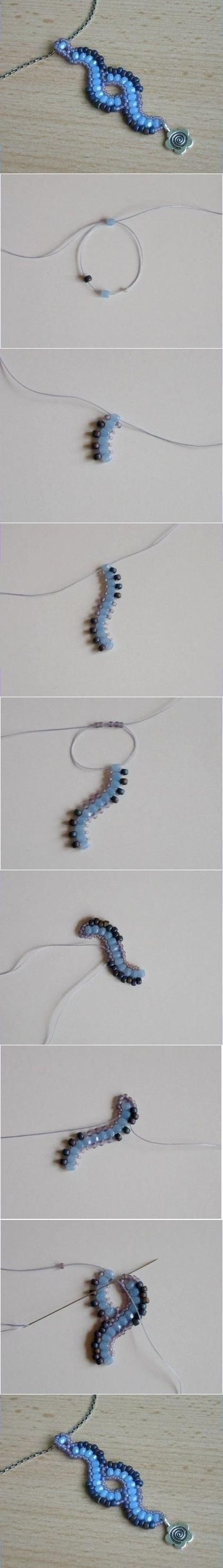 DIY Nice Bead Pendant DIY Projects / UsefulDIY.com