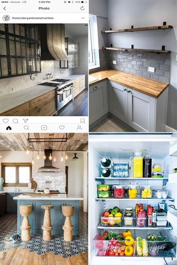 Colorful Kitchen Supplies: Small Kitchen Decorating Ideas