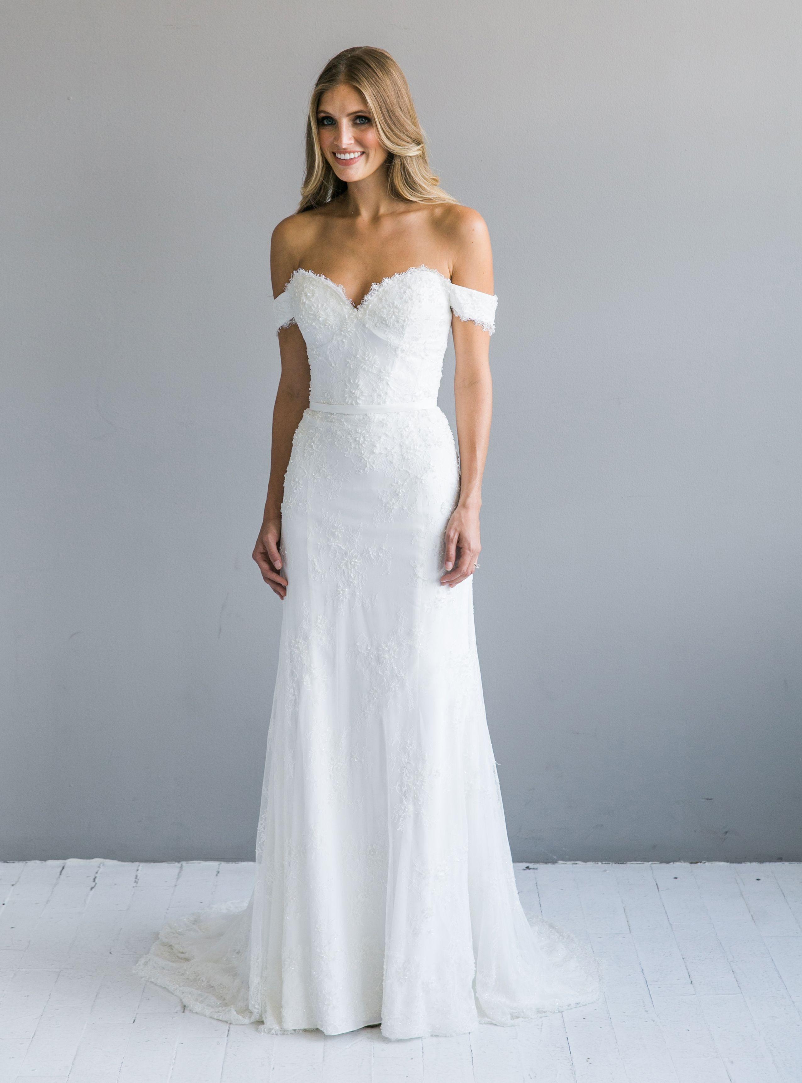 Desiree Hartsock Bridal / ISLA | Stunning Bridal Style | Pinterest ...