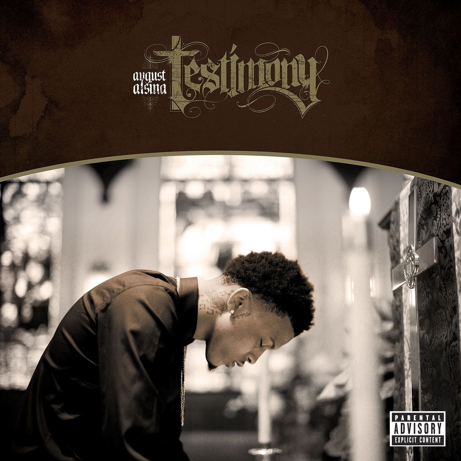 Testimony by August Alsina on iTunes