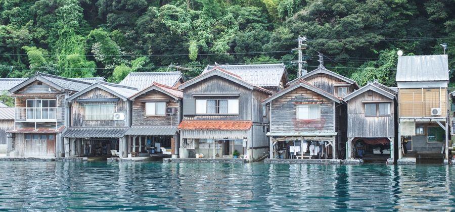 海の京都 へ 伊丹空港から天橋立 伊根をめぐる絶景はしご旅 伊根