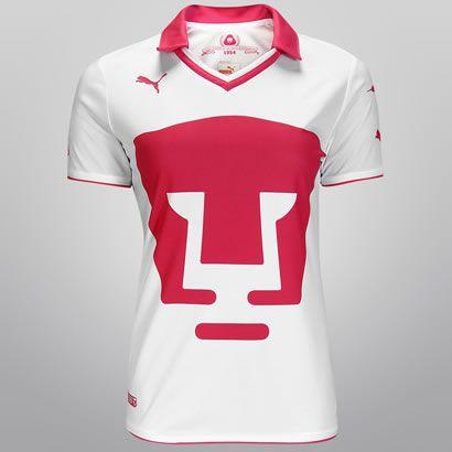 Pumas UNAM 2013 Project Pink Shirt