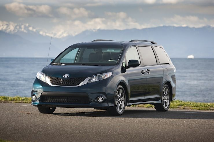 2014 Toyota Sienna Review