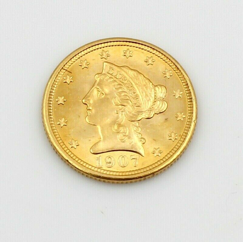 Top 10 Punto Medio Noticias | 1906 Liberty Gold Quarter Eagle