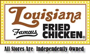 Louisiana Famous Fried Chicken Locations Louisiana Chicken Recipe Fried Chicken Fast Chicken Recipes