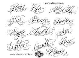 Afbeeldingsresultaat Voor Lettertypes Alfabet Sierlijk