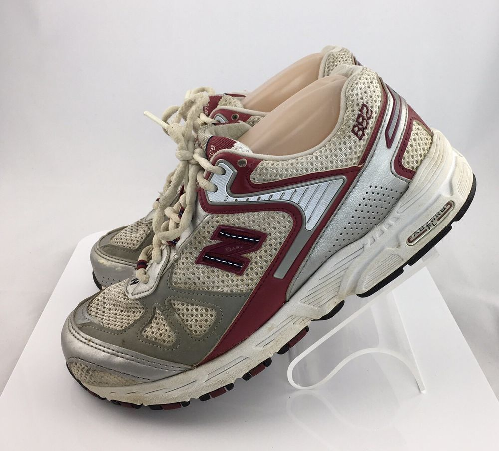 75c38be593877 New Balance WR882 Running Shoe Womens size 8 D Wide walking gym casual  athletic