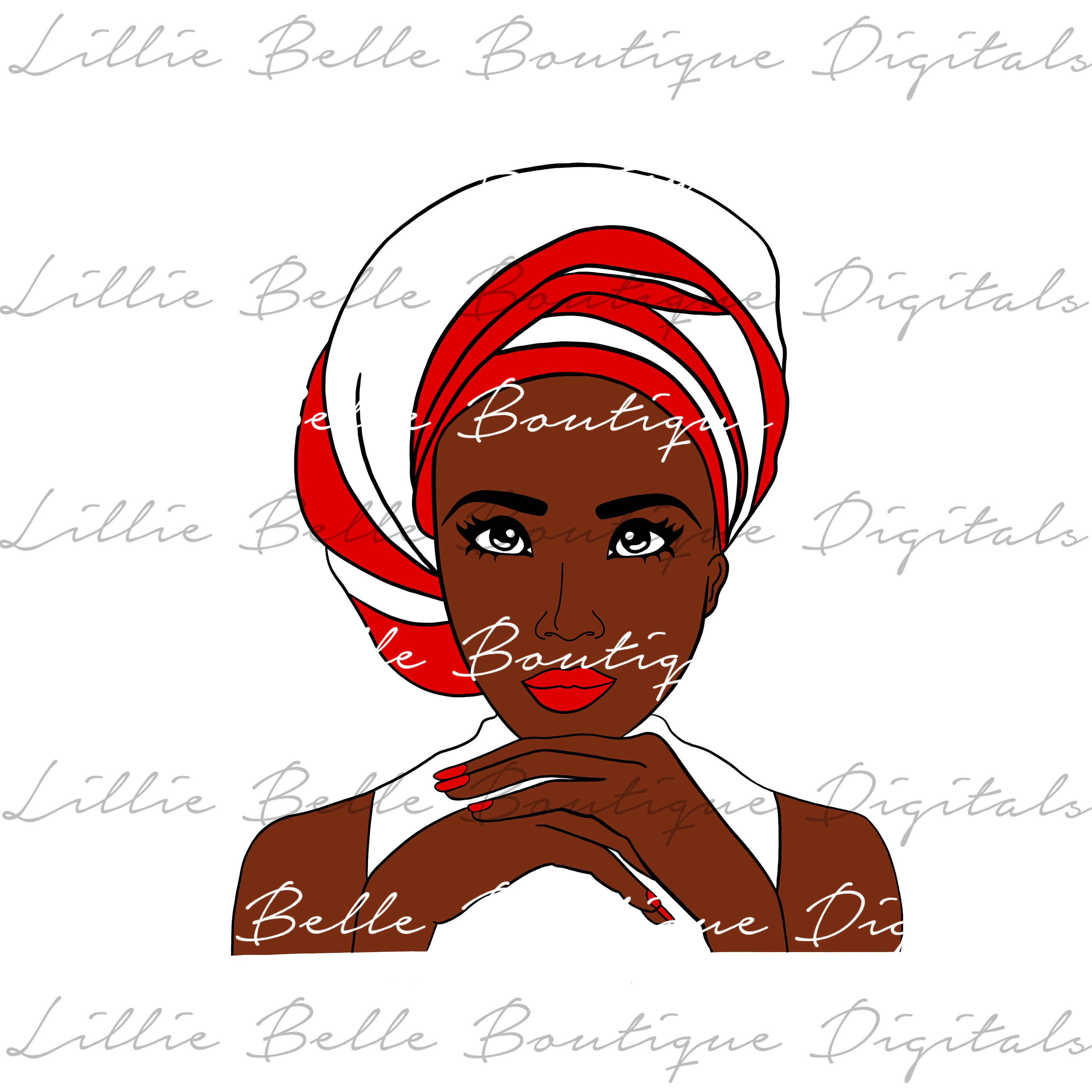 Pin On African American Woman Pngs Svgs