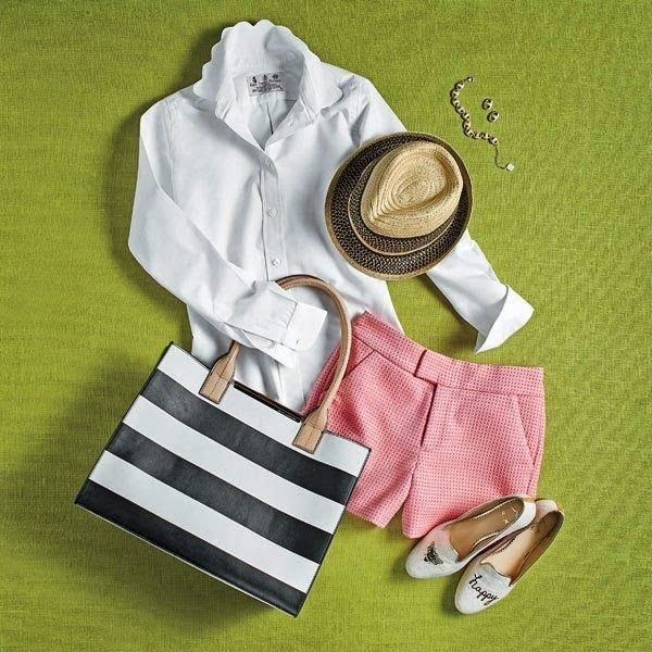 Summer Outfit Ideas : Look of the Day : The Closet Coach