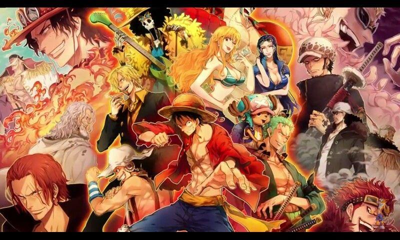 Pin By Otaku Lein On One Piece One Piece Images One Piece Manga One Piece New World One piece wallpaper for keyboard