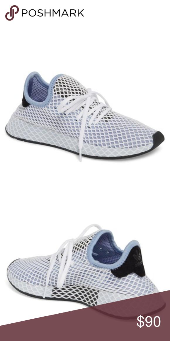 8b929bc81ce BNIB adidas Deerupt Running Sneakers Women's Sleek, stylish and oh ...