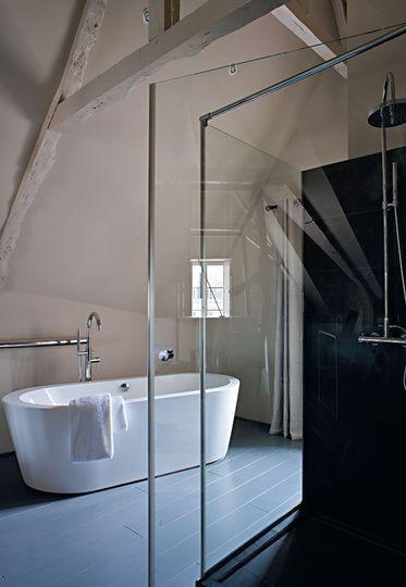 Rénovation maison ancienne  bonnes idées et relooking déco Bath - renovation maison ancienne photos