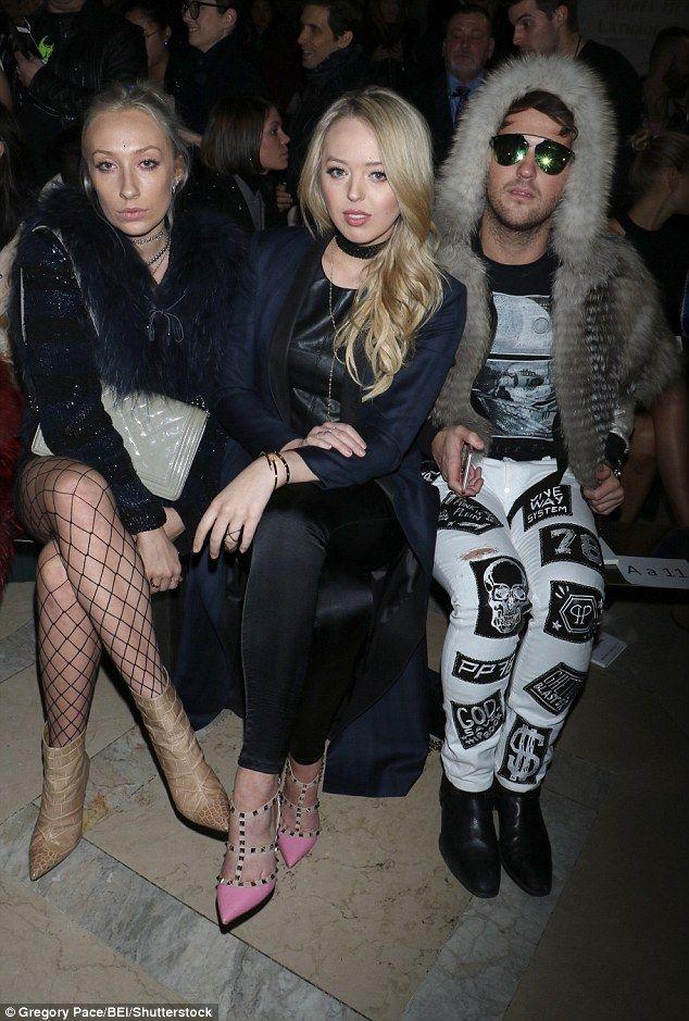 Gaia Matisse Tiffany Trump