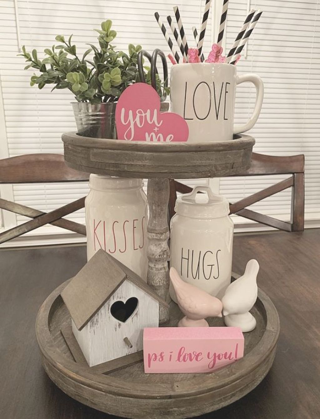 Fantastic Valentines Day Decor Ideas For Your Kitchen 36