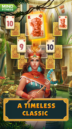 Download Solitaire Treasure of Time APK Classic card games