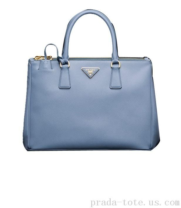 7465fbeec498 ... cheap fashion prada saffiano lux double zip tote outlet store ed568  5dc26