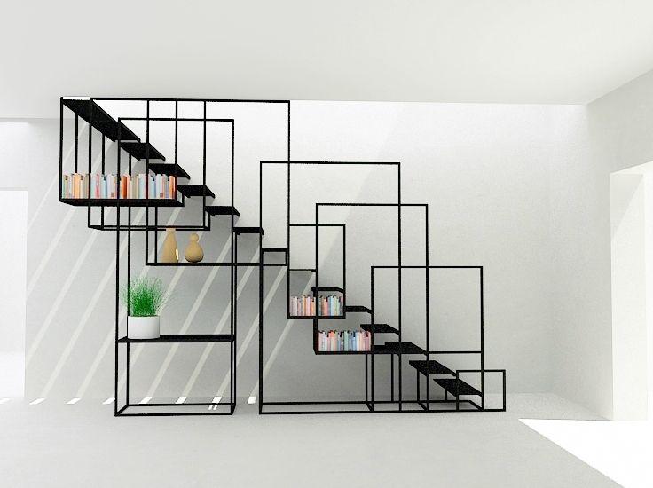 design_designweld_staircase_04 Arch   Interio Pinterest - decoracion de escaleras