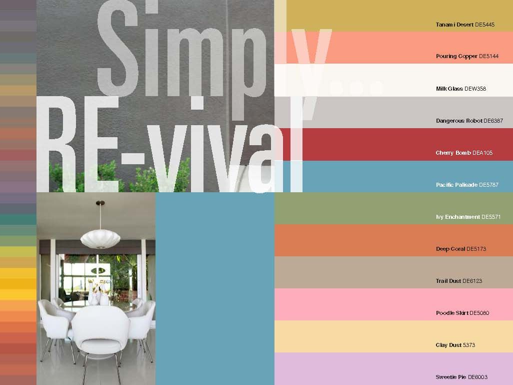 Exterior house colors for 2013 - The Mid Century Modern Exterior Color Palette Up There Is Used Allow The Decoration Of Your