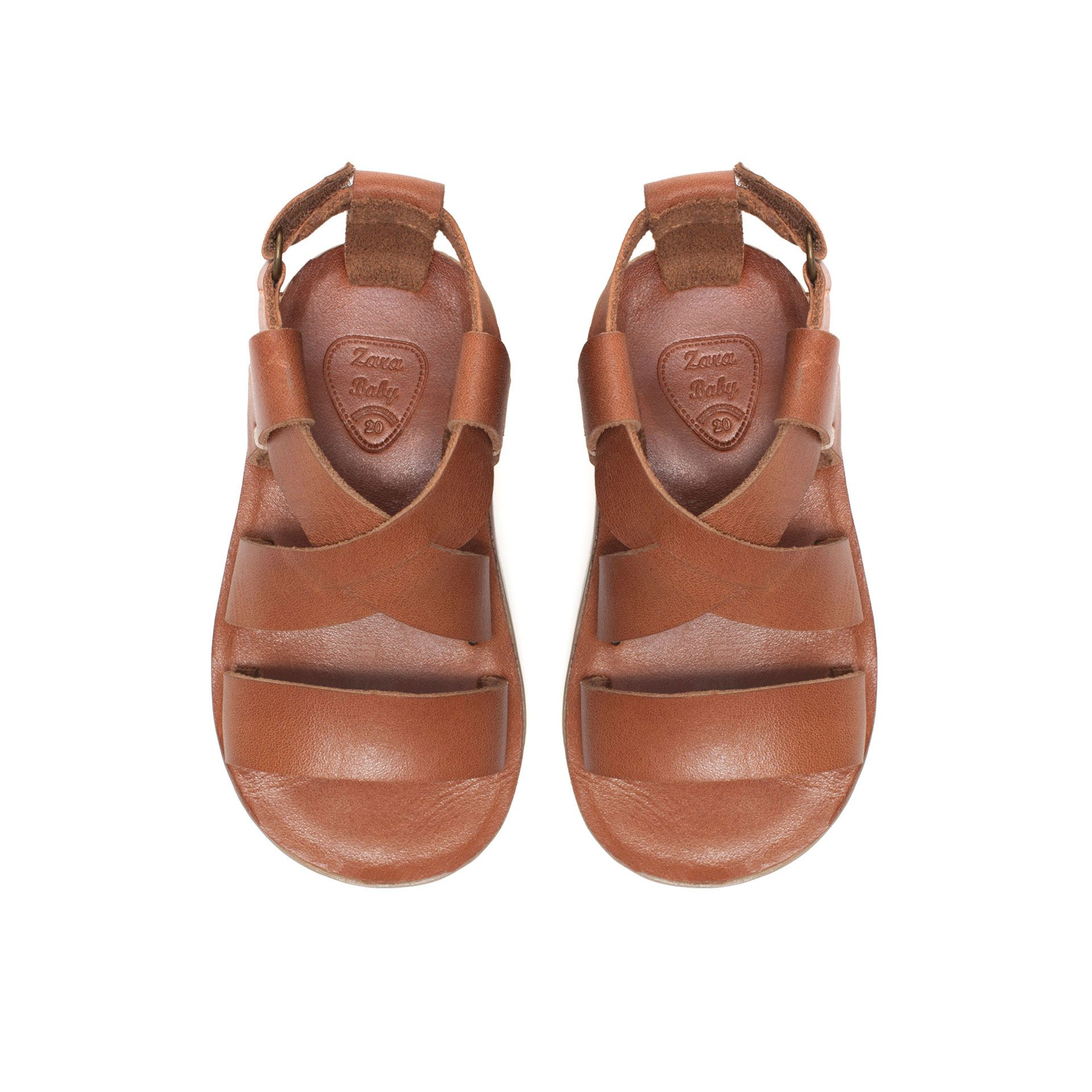 separation shoes 50f0a 2773e Trendy leather sandal - Shoes - Baby boy - Kids   ZARA United States