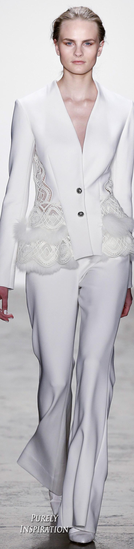 #Farbbberatung #Stilberatung #Farbenreich mit www.farben-reich.com Jonathan Simkhai FW2016 Women's Fashion RTW | Purely Inspiration