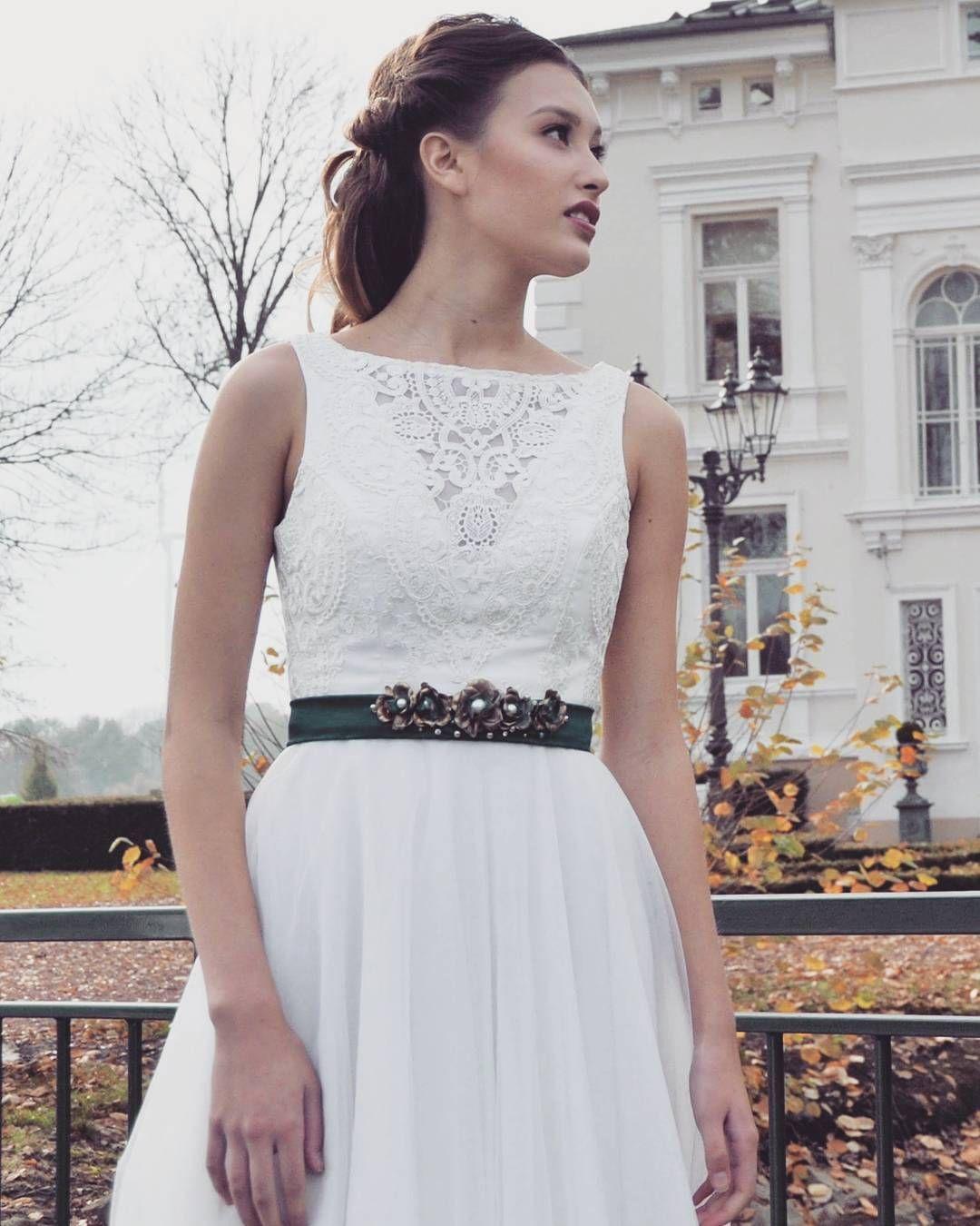 Ein VanTastisches Brautkleid vom Designerlabel Tian van Tastique ...