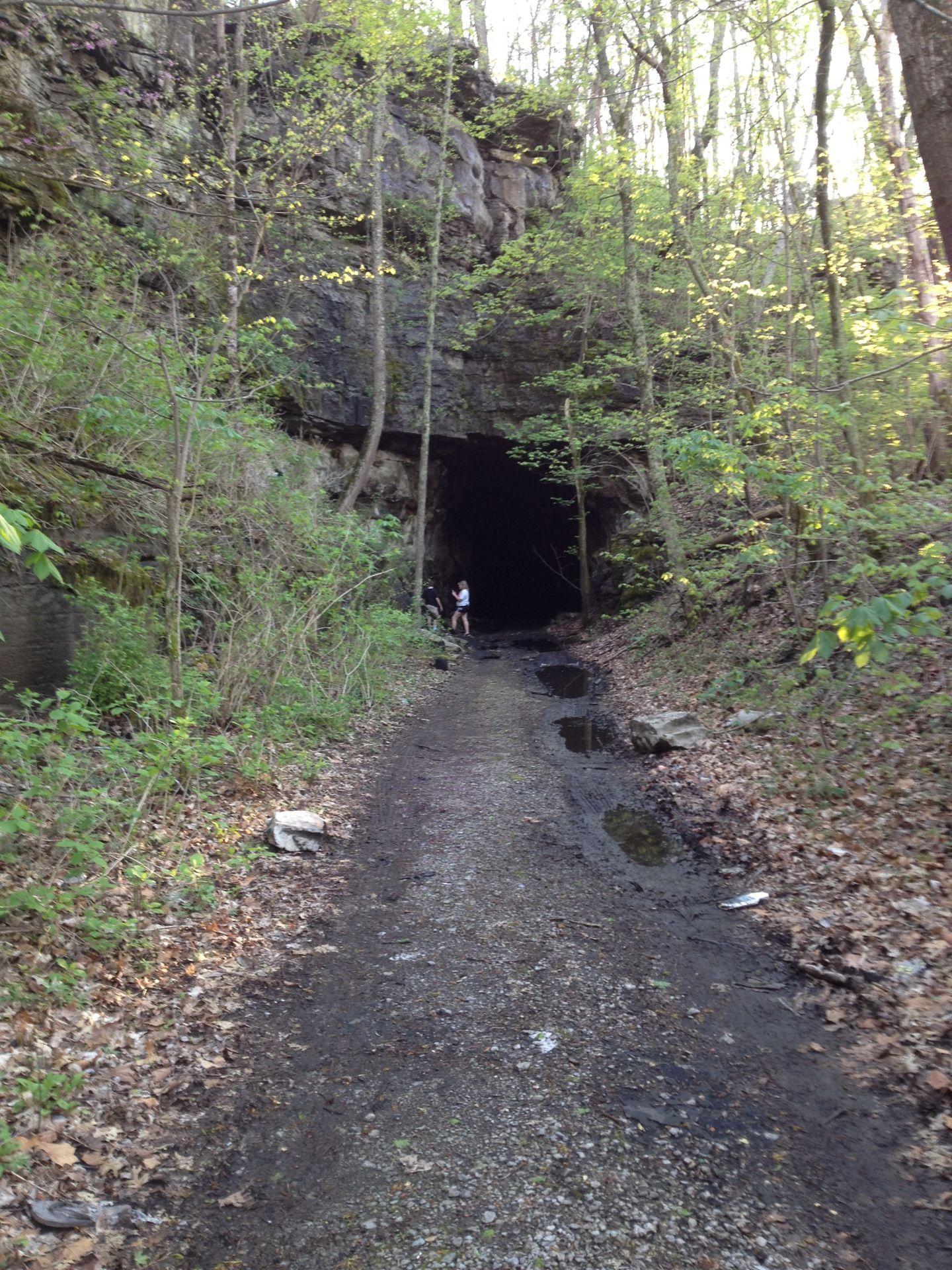 Ghost Train Tunnel | BURNSIDE KY in 2019 | Train tunnel