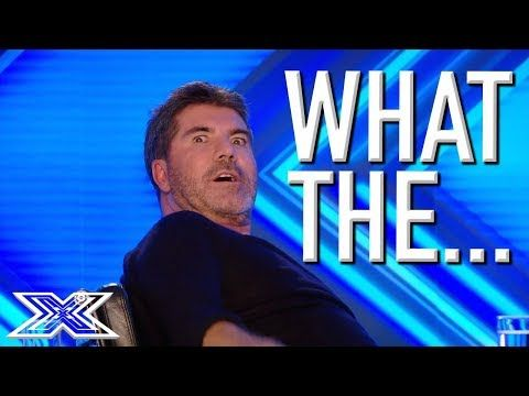 MOST AWKWARD and CRINGEWORTHY Auditions from The X Factor UK and USA