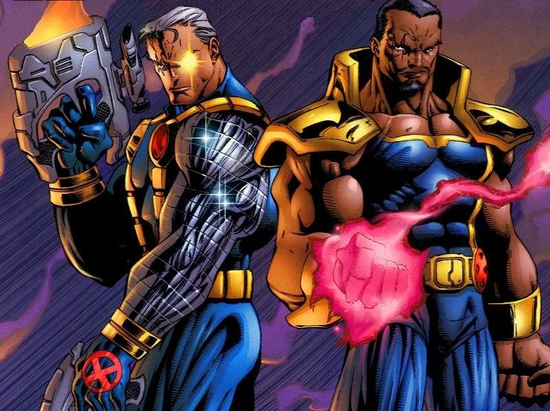Image result for x men cable bishop