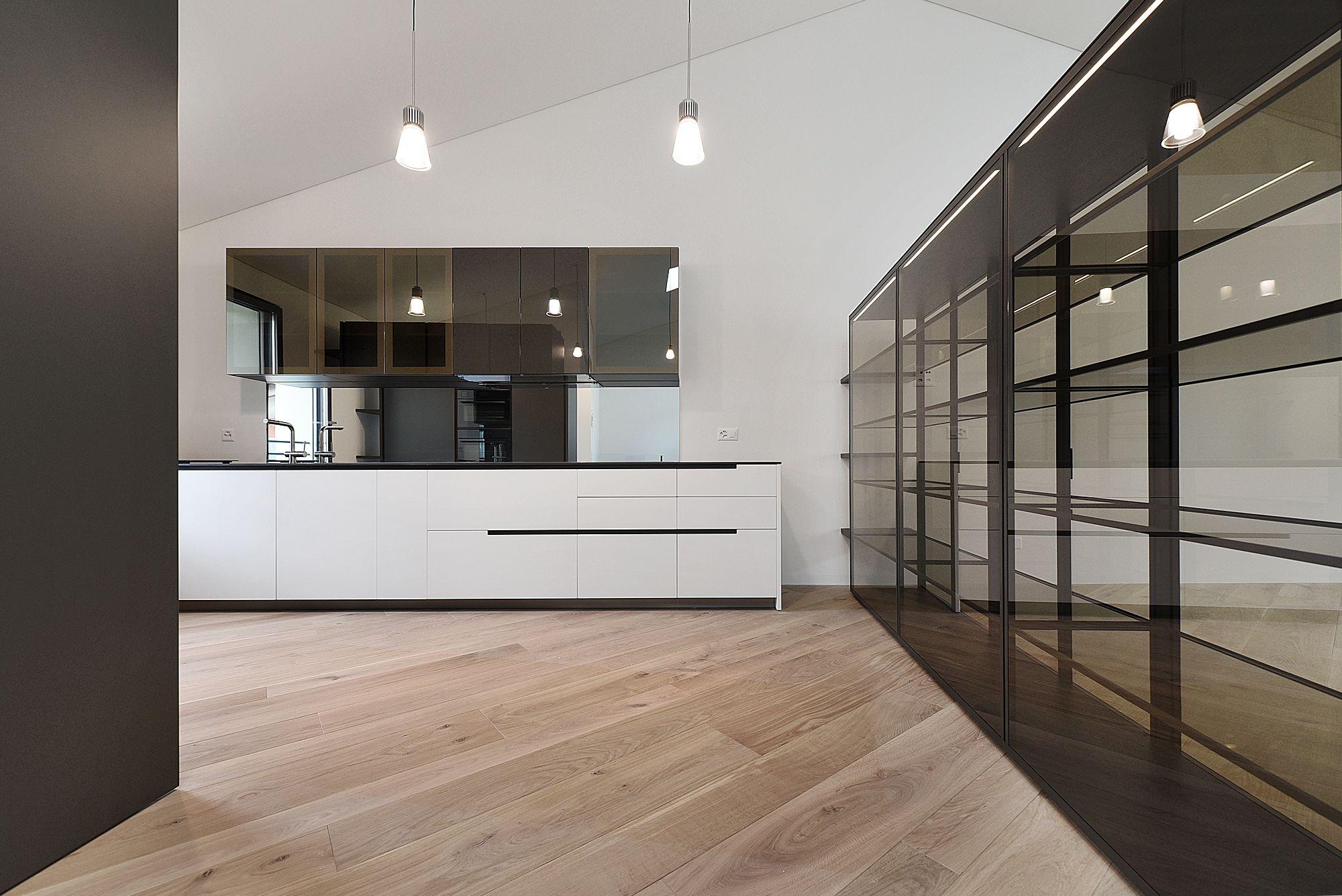 Progetto di arredamento, cucina Poliform, cucina design, cucina ...