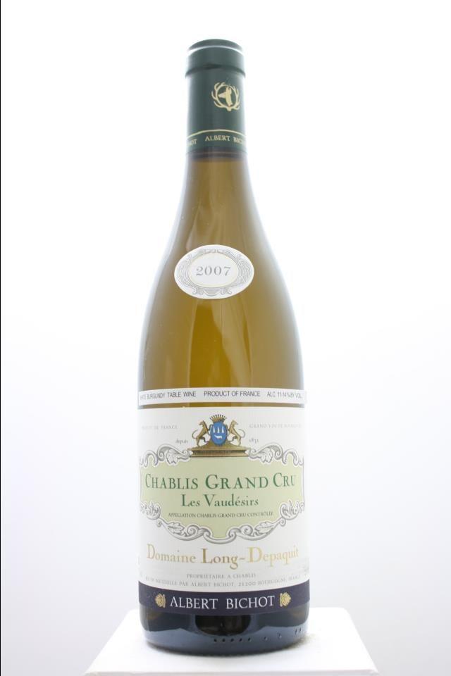 Chablis Grand Cru Valmur 2001 - Albert Pic | 960x640